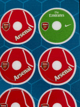 Load image into Gallery viewer, Tchaaa4 Base Stickers Arsenal