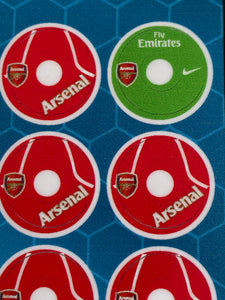 Tchaaa4 Base Stickers Arsenal