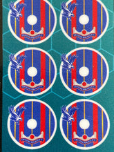 Load image into Gallery viewer, Tchaaa4 Base Stickers Crystal Palace