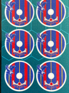 Tchaaa4 Base Stickers Crystal Palace