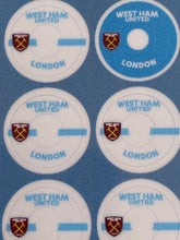Load image into Gallery viewer, Tchaaa4 Base Stickers West Ham