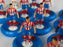 Load image into Gallery viewer, Tchaaa4 VST Bases Atletico Madrid Hand Painted