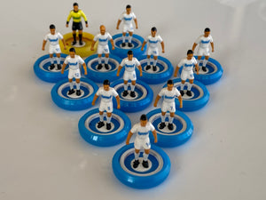 Tchaaa4 VST Bases Rare blue with white figure and tchaaa4 logo