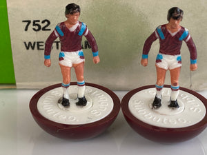 LW Spare DOUBLES West Ham Ref 752