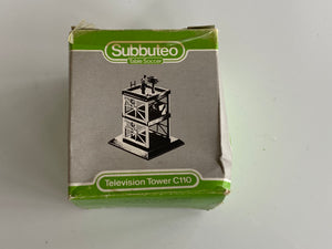 Subbuteo TV Tower C110