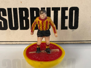 HW Spare Partick Thistle Ref 61
