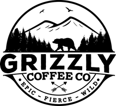 GRIZZLY COFFEE CO LOGO
