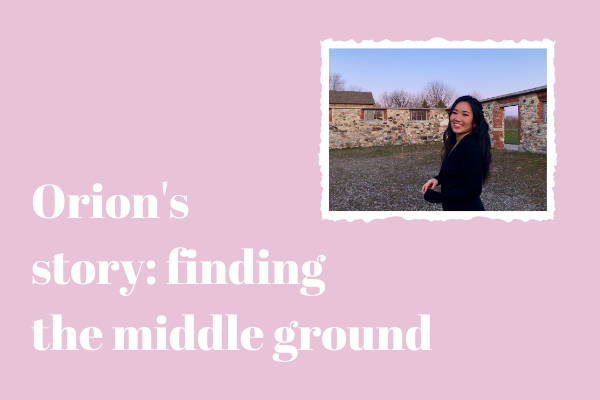 Orion's Story: Finding the Middle Ground