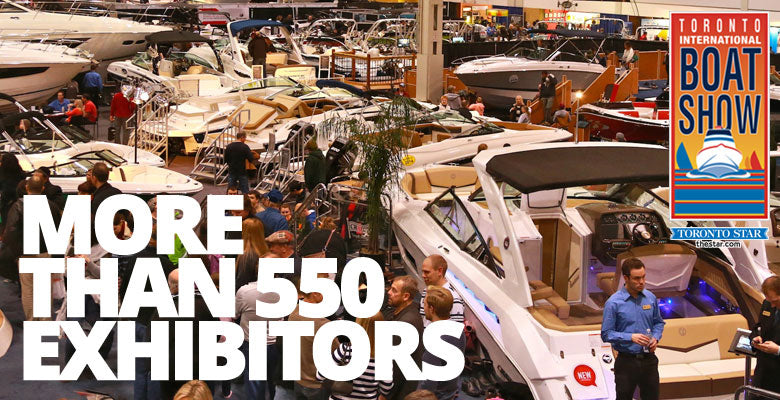 Toronto International Boat Show 2015
