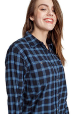 Load image into Gallery viewer, Binx | Women's Flannel Shirt