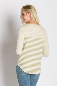 Odette | Women's Plated Two-Tone Shirt