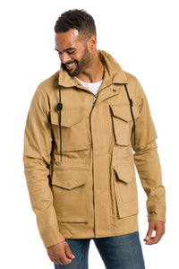 Bear | Men's Hooded Field Jacket