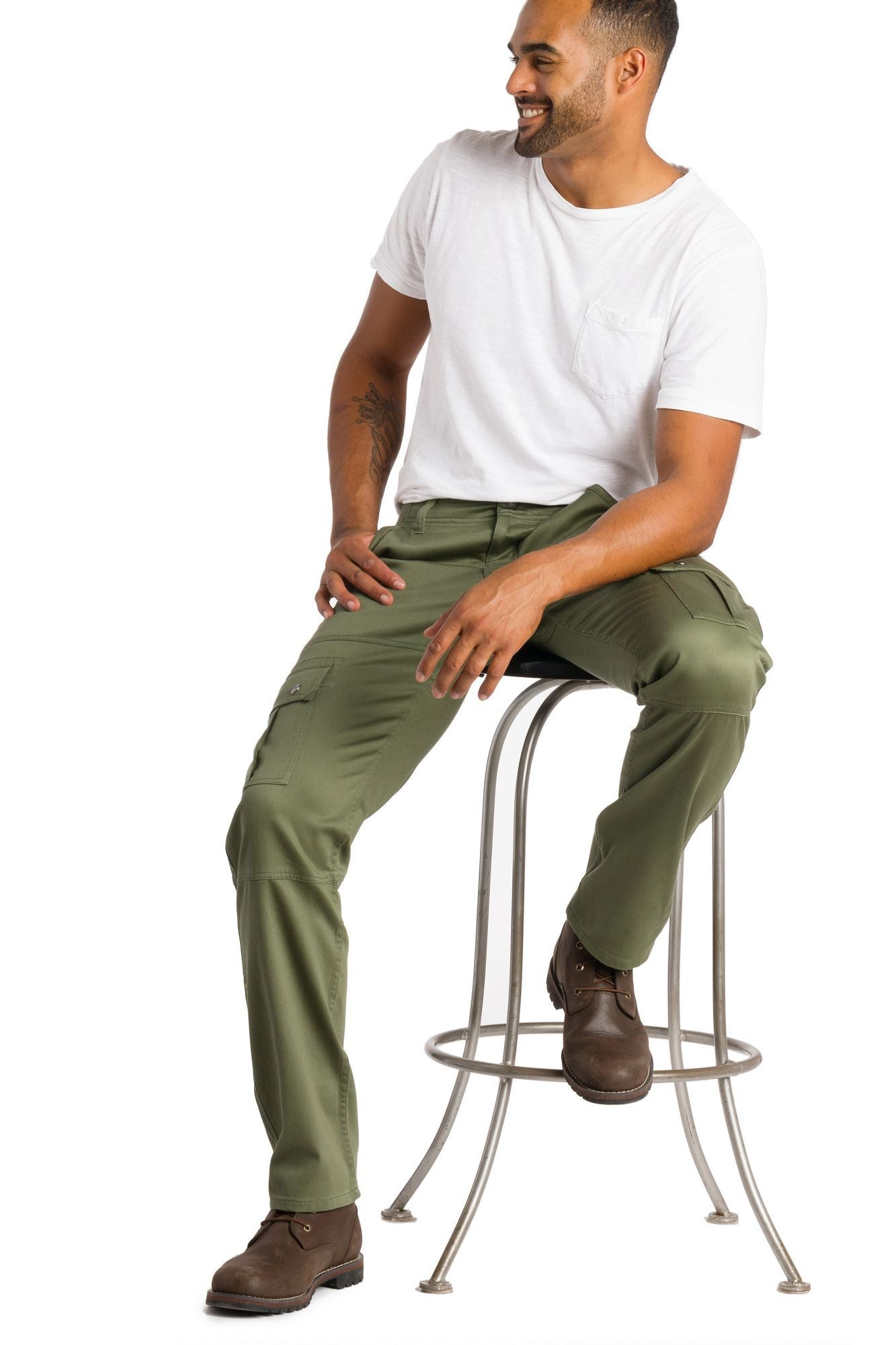 Autumn | Men's Relaxed Fit Cargo Pant