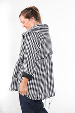 Load image into Gallery viewer, Austyn | Women's Houndstooth Jacket