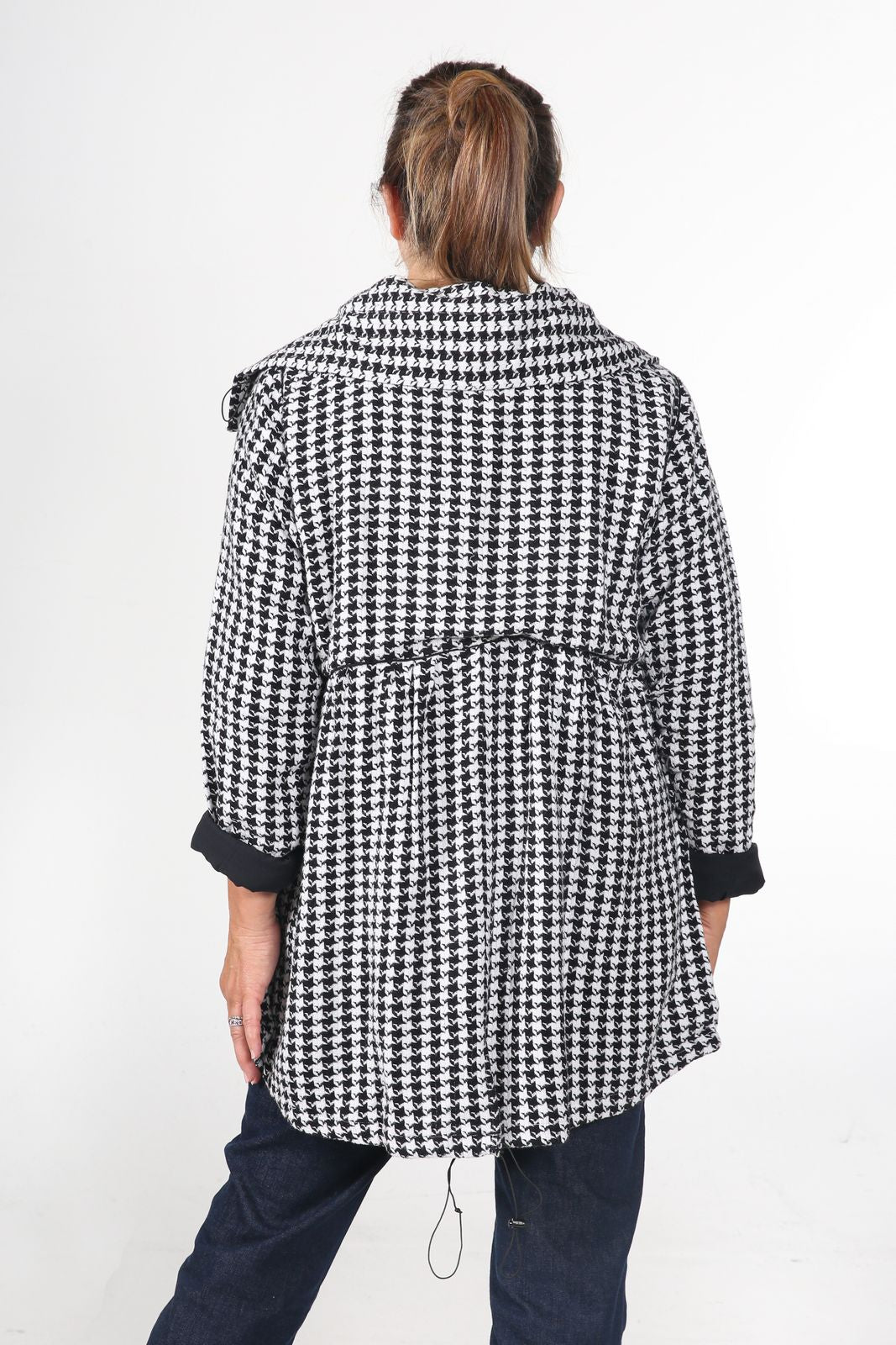Austyn | Women's Houndstooth Jacket