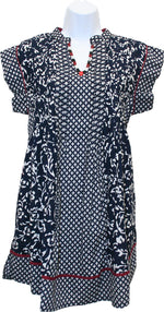 Load image into Gallery viewer, Janet | Women's Print Cap Sleeve Tunic