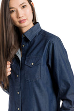 Load image into Gallery viewer, Chantilly | Women's Denim Shirt