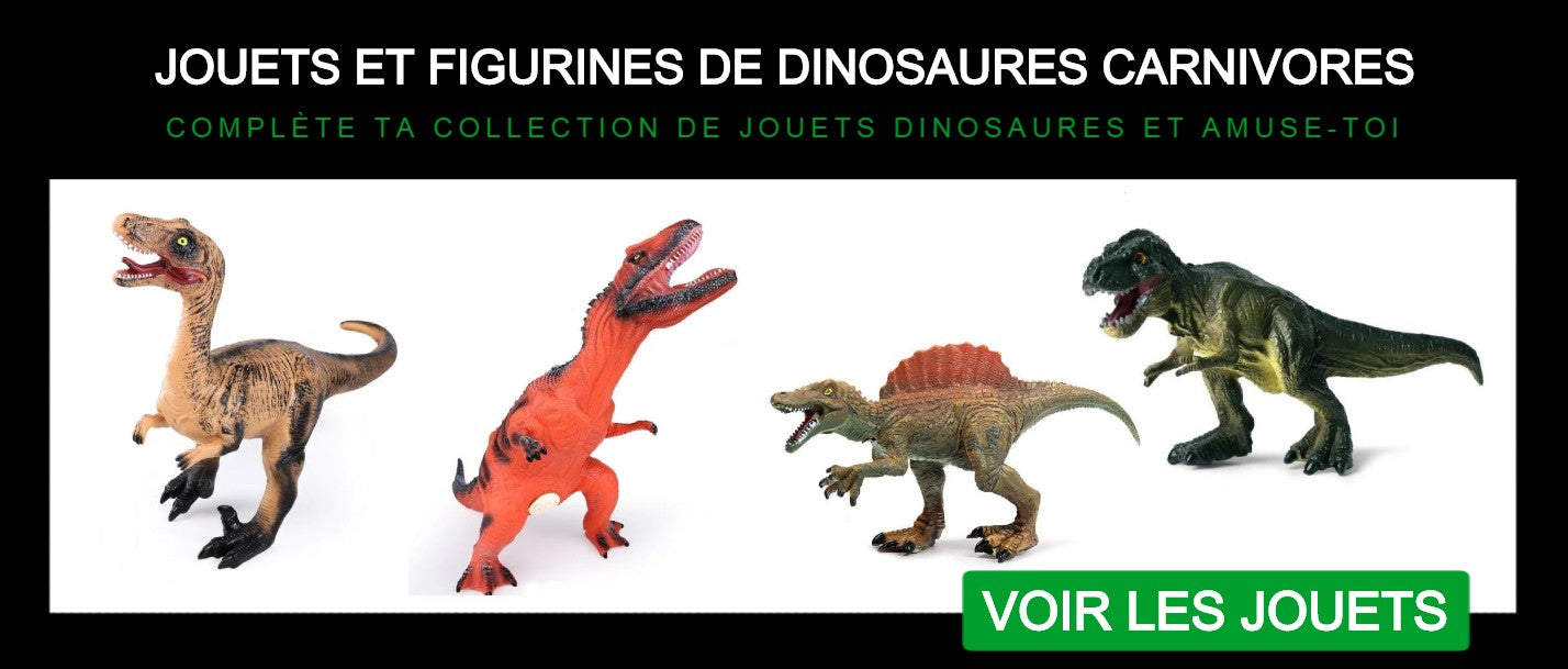 Collection Jouets Dinosaures