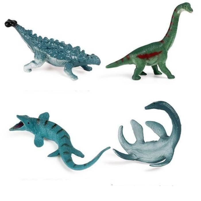 Baril Figurines Dinosaure