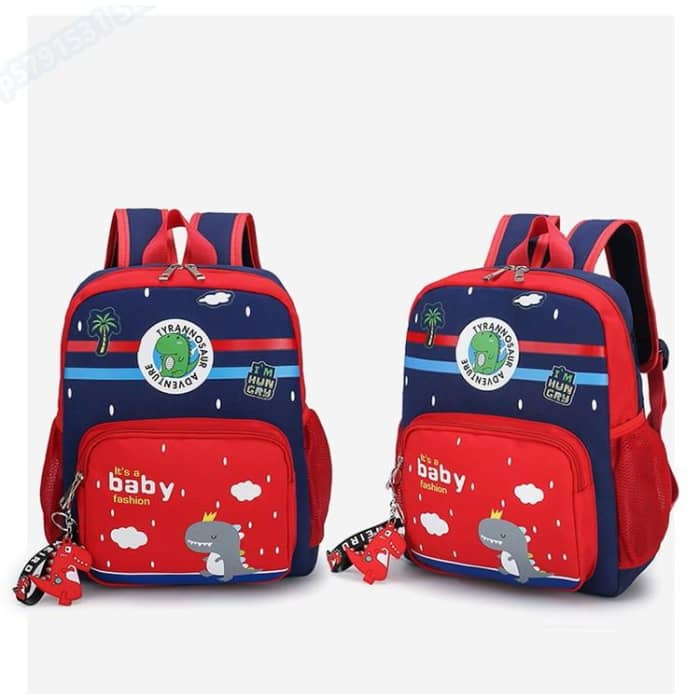 Cartable rouge enfant