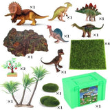 Caisse Jouets Dinosaures