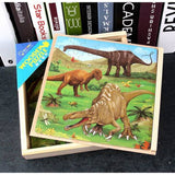 Puzzle Grands Dinosaures