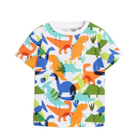 T-Shirt Dinosaure All my Friends