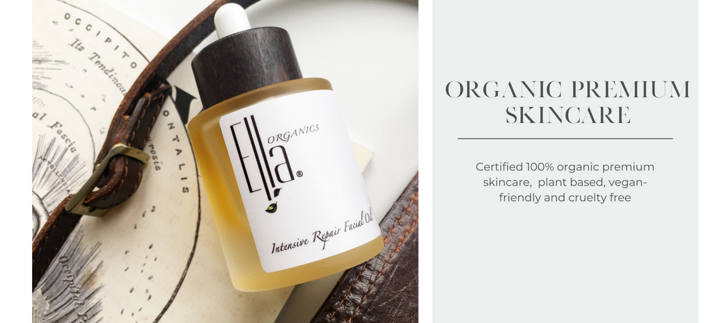 Luxury Natural organic skincare from ethical London based beauty brand