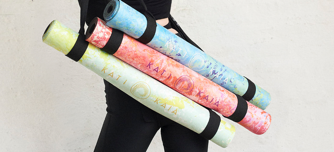 Eco friendly and non slip yoga mats and yoga accessories from the best yoga mat brands in UK