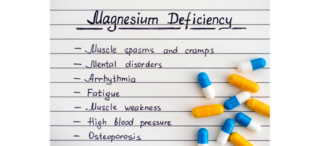 what is magnesium deficiancy
