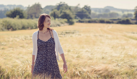 Organic Skincare brand founder and ethical UK Manufacturer
