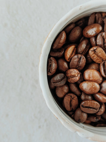 coffee grounds for the ultimate self care