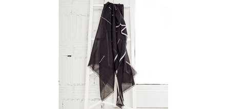 sustainable luxury brand studio variously makes ethical cashmere from Nepal