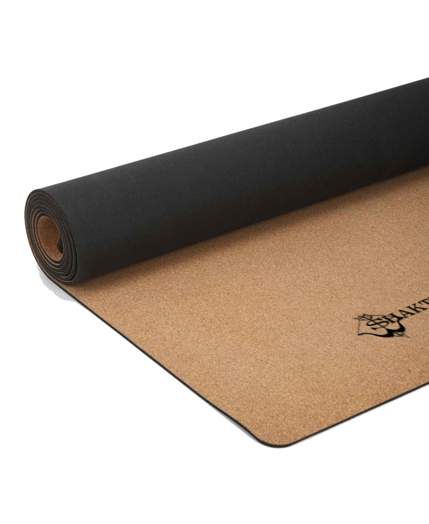 Shakti Warrior Cork Yoga mat 2021