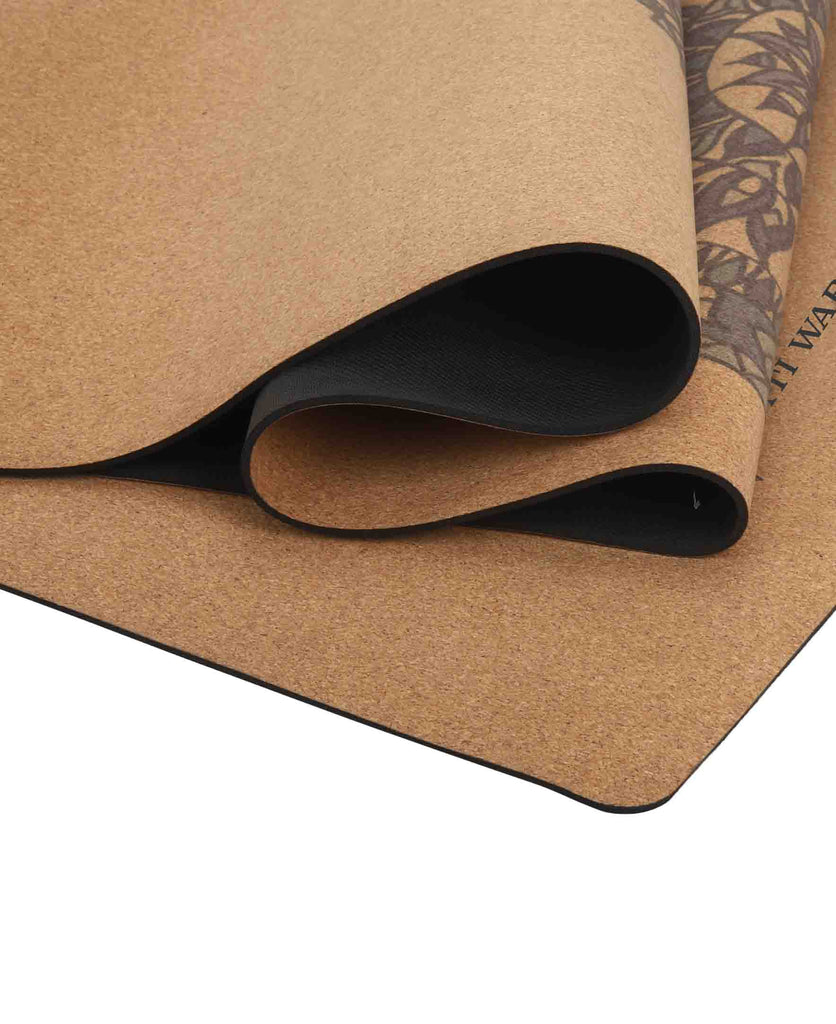 Eco friendly Cork Yoga Mat