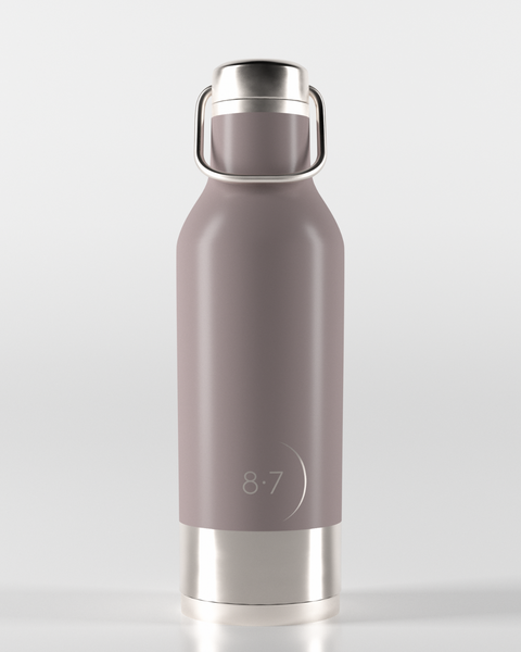 Reusable Stainless Steel Water bottle exercise hydration