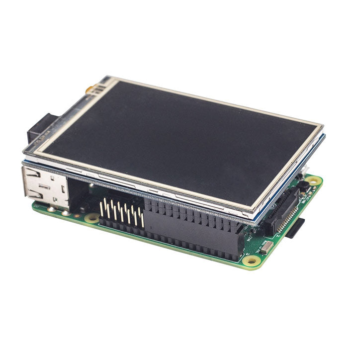 "SunFounder 3.5"" TFT LCD Display 480x320 Touch Screen Monitor for Raspberry Pi"