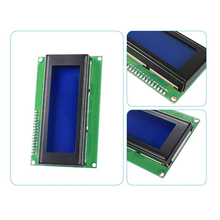 IIC/I2C/TWI Serial 2004/20x4 LCD Module Shield for Arduino Uno/Mega2560