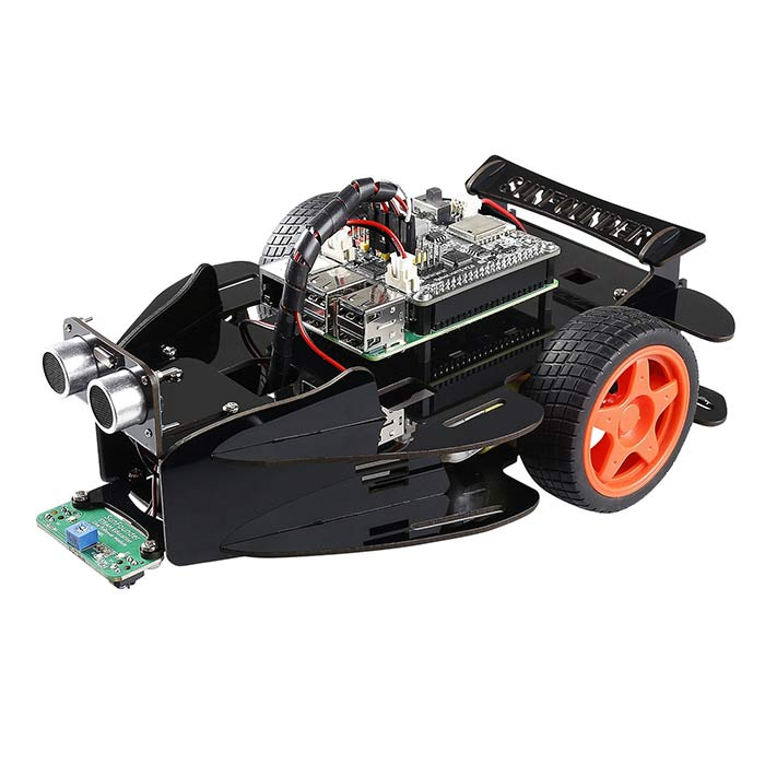 PiMobile-Smart Car Kit for Raspberry Pi Based on Ezblock