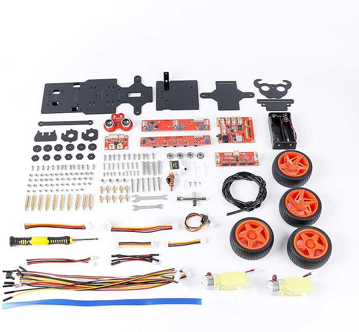 SunFounder PiCar-S Kit V2.0 for Raspberry Pi