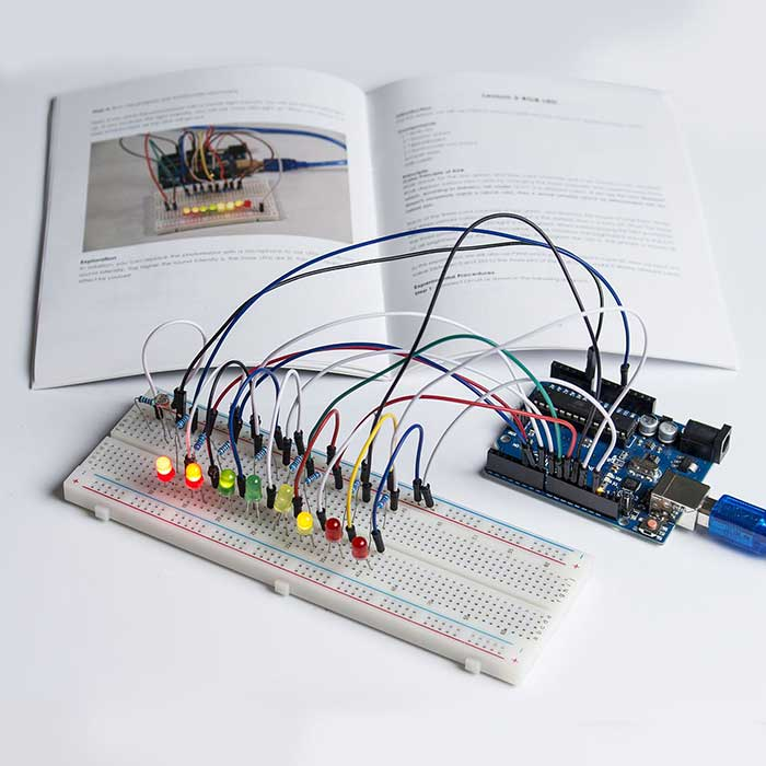 SunFounder Universal Kit V2.0 for Arduino