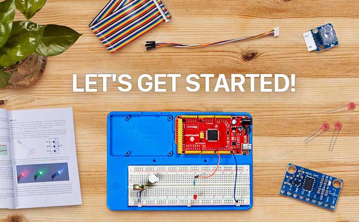 SunFounder Super Starter Kit V3.0 for Arduino