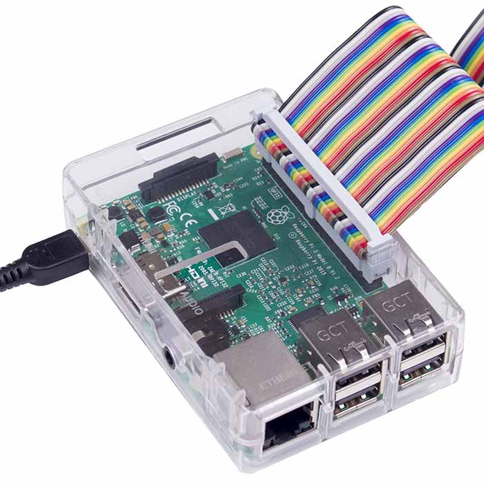 Ultimate Starter Kit for Raspberry Pi 3B/B+ with 8g TF card Detailed Manual