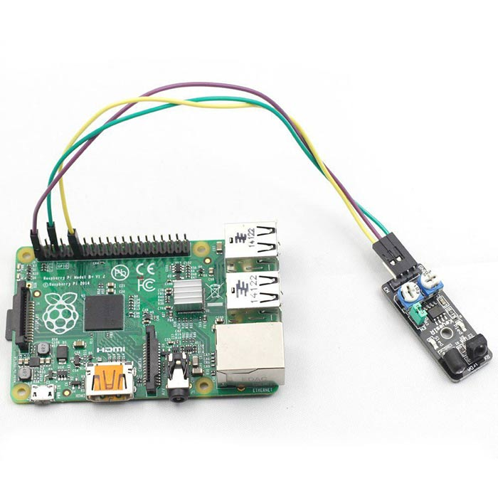 SunFounder Sensor Kit V1.0 for Raspberry Pi with 40-Pin GPIO