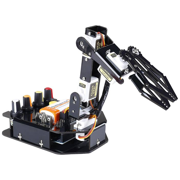 SunFounder Robotic Arm Edge Kit for Arduino