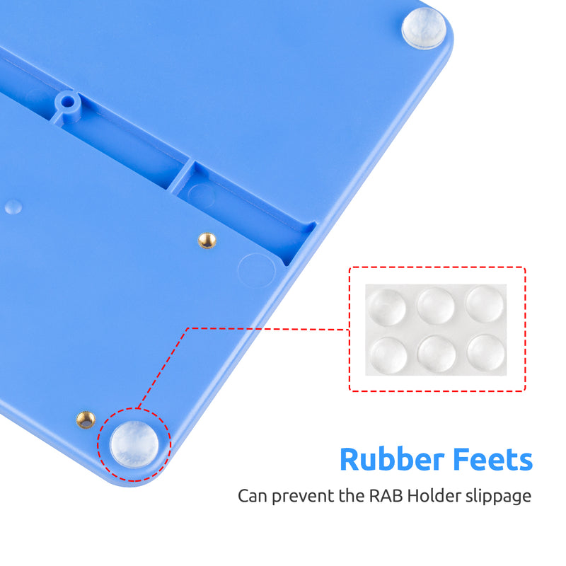 SunFounder RAB Breadboard Holder for Raspberry Pi and Arduino with Rubber Feets