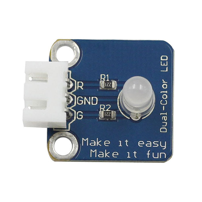 Dual-color LED Module