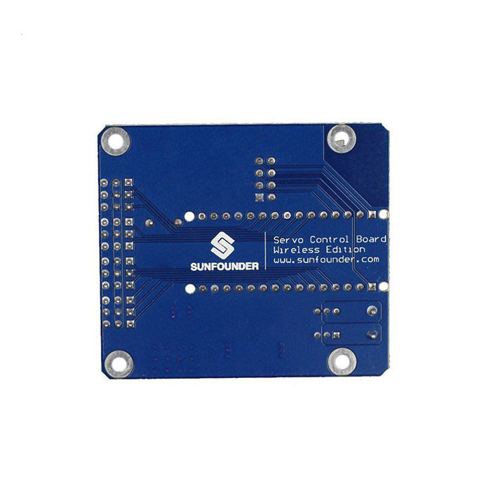 SunFounder Servo Control Board Wireless Version for Arduino Nano and NRF24L01