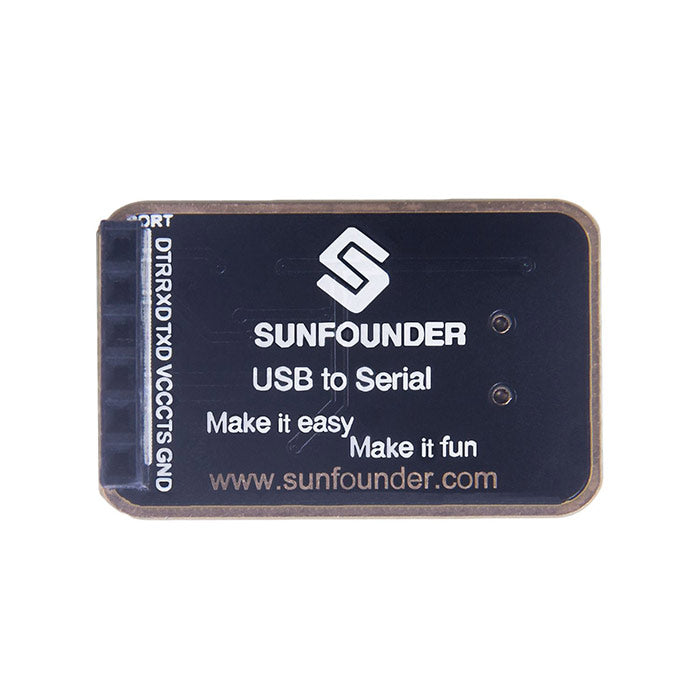 SunFounder PL2303HX Mini USB-to-Serial UART Converter Board Module for Arduino