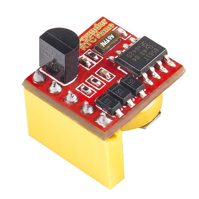 SunFounder PCF8563 IIC I2C Real Time Clock RTC and DS18B20 Temperature Sensor Module